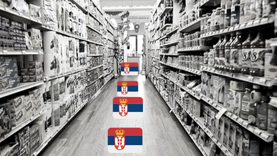 The Serbian Cashier