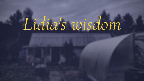 Lidia's Wisdom