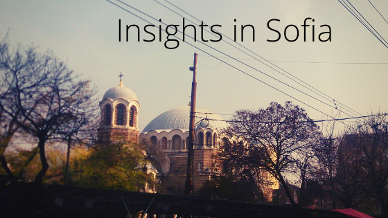 Insights in Sofia