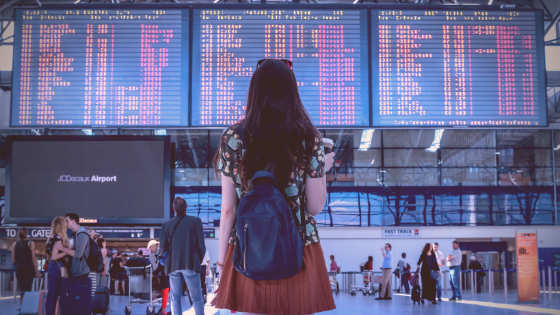 Two People, One Plane Ticket: An AirportStory